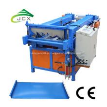 Clipe de bloqueio em pé máquina de telhado de costura