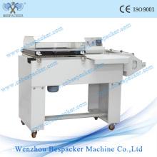 Semi Автоматическая Пластиковая Пленка Запечатывания Машина Упаковки Сокращения