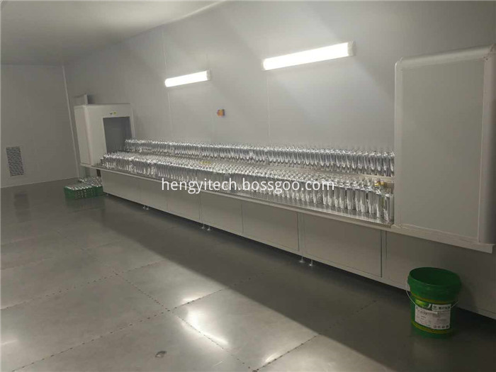 Automatic Glass Bottle Coating Equipment