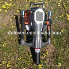 52mm Essence à essence électrique électrique à main mini Pince à piles Pile à la machine à marteaux de conduite Portable Honda Motor Post Driver