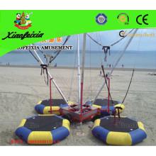 Trampolim inflável ao ar livre inflável (LG010)