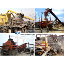 Provide Industrial Rock Sand Making Machinery