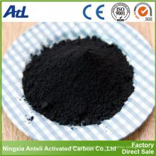 Natürliches auf Holz basierendes Pulver aktiviert Carbon zum Verkauf