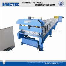 automaticamente máquina de formação de rolamento de aço para o mercado de Nigéria