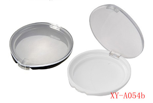 Plastic Compact Powder Container