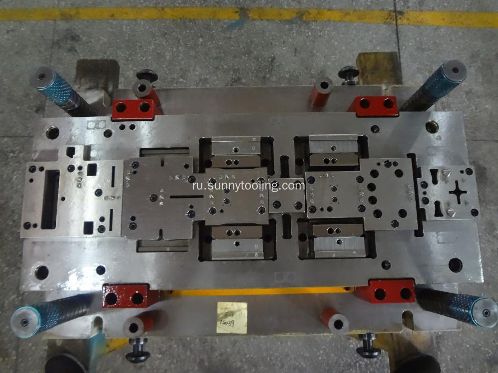Steel Stamping Die with Good Quality