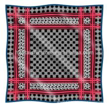 Musulman L'écharpe en soie la plus adaptée et la plus confortable Châle écharpe musulman
