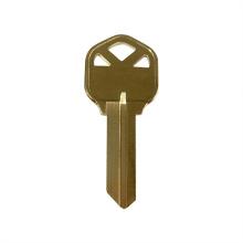 Master Design Safe KW1 Keyway Lock Blanks Key