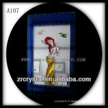 Belle figurine animale en cristal A107