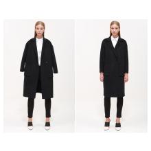 2016 Women Fashion Pure Color Sweet Woman Coat Winter Coat