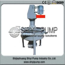 Heavy Duty Mill Processing Centrifugal Vertical Froth Pump