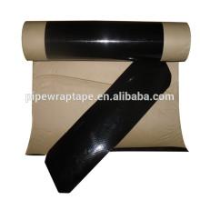 cinta del abrigo del tubo del anticorrosión del polietileno de la manga del encogimiento del calor