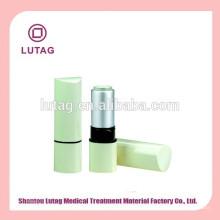 Boa venda embalagens plásticas cosméticos lábio vara tubo