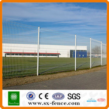 rete metallica di recinzione rivestita in plastica