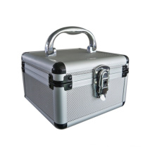 We Supply Creative Design Silver Small Aluminum Case
