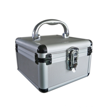 We Supply Creative Design Silver Small Aluminum Case