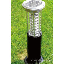 6W LED Solar Lawn Light for Garden