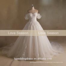 MRY004 100% real vestido de noiva de mulheres brancas amarrar vestido de noiva de esparguete de ombro vestido de babosa sexy de renda