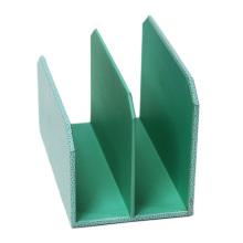 Étagère en papier de collection de dossiers de papier fantaisie à la main