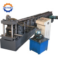 Blue Coated Steel Strut Racks Roll Forming Machine