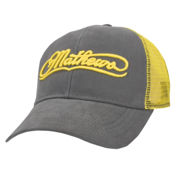MATHEWS - CAP TRUCKER BULLSEYE