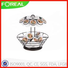 2016 New Model Office Kuering K-Cup Coffee Capsule Storage Rack