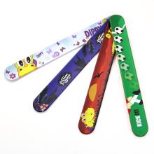 Wholesale Kids Snap Bracelet Silicone Ruler Slap Bracelet