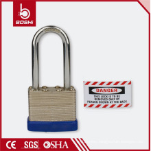 Wholesale Stainless Steel Hardened Laminated Padlock , Master Lock Padlock BD-J43