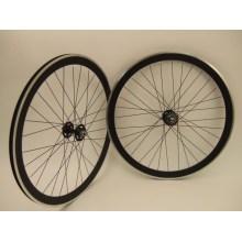 Juego de ruedas de bicicleta 700c de engranaje fijo