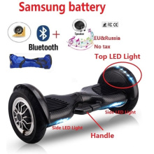 10'' inch electric skate board haveboards scooter handle