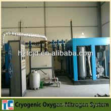 Système liquide à base d'oxygène cryogénique