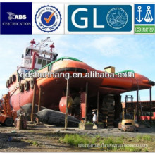 Suitable for cruise ships, pointed bottom boat, multi-purpose marine airbags