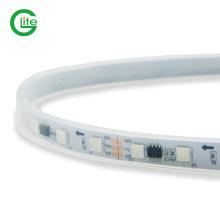 Digital Addressable Ws2811 RGB Pixel LED Light 60LED Flexible LED Strip Warm White LED Pixel Bar