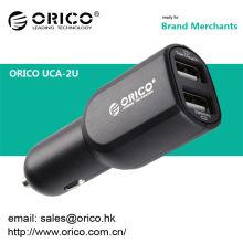 ORICO UCA-2U portátil dual mini cargador de coche usb para Iphone