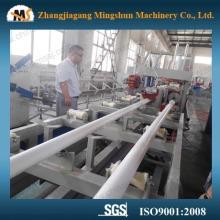 Vollautomatische PVC-Rohrbiegemaschine
