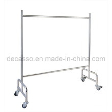 Foldable Clothes Rack Trolley (DD21)