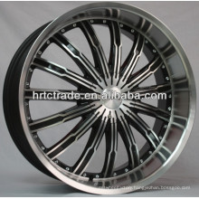"20""-24"" inch deep dish alloy wheels"