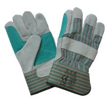 Anti-Kratzer Leder Hand Schutzhandschuhe für Raffinerie