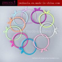 Moda pulseira de silicone para as mulheres