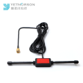 Gps Navigator gps gprs patch antenna 3dBi 2.4G 20W Small Alarm Car antenna with Rg 174 cable