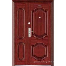 Стальная дверь безопасности (JC-203)