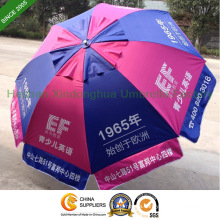 2.5m Double Canopy Outdoor Beach Umbrella for Advertising (BU-0060WD)