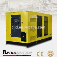 50kva diesel silencioso gerador trifásico 50hz 220 / 380V