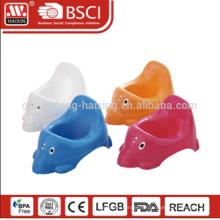 Оребич горячий материал продаж PP пластиковые детские горшок