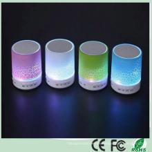 Top Selling Wasserdichte LED Outdoor Mini Bluetooth Lautsprecher (BS-07)