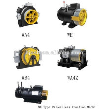 elevator Gearless traction machine