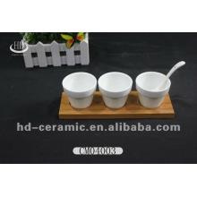 Taza de té de cerámica 3pc