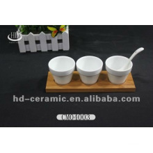 3pc ceramic teacup