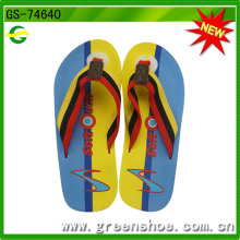 New Men′s Summer Beach EVA Slipper Factory (GS-74640)