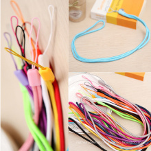 Multi-color long Braided Rope for Mobile Phone String Lanyard and Key